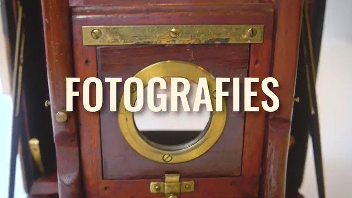 Fotografies. Conservar els records a casa