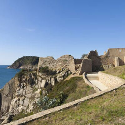 Guided visit to the Castle of Sant Esteve de Mar